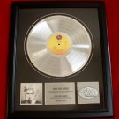 """MADONNA PLATINUM RECORD AWARD """"MADONNA"""" #P11"""