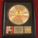 "MADONNA GOLD RECORD AWARD ""YOU CAN DANCE"""