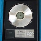 "EAGLES PLATINUM RECORD AWARD ""THE LONG RUN"""