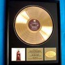JIM CROCE GOLD RECORD AWARD