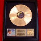 """ENGELBERT HUMPERDINCK GOLD RECORD AWARD """"RELEASE ME"""""""