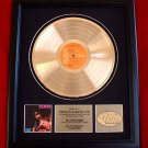 "ELVIS PRESLEY GOLD RECORD AWARD ""GOOD TIMES"""