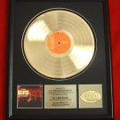 "ELVIS PRESLEY GOLD RECORD AWARD ""ELVIS IN MEMPHIS"""