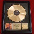 "ELVIS PRESLEY GOLD RECORD AWARD ""ELVIS"" SECOND ALBUM"