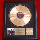 "KISS VINTAGE GOLD RECORD AWARD ""LICK IT UP"""