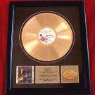 "PRINCE GOLD RECORD AWARD "" PURPLE RAIN"""