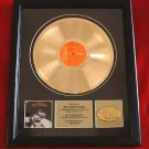 "ELVIS PRESLEY GOLD RECORD AWARD - ""ON STAGE"""