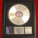 "BON JOVI PLATINUM RECORD AWARD ""NEW JERSEY"""