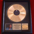 "JIM CROCE GOLD RECORD AWARD ""LIFE AND TIMES"""