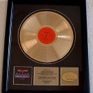 "AEROSMITH GOLD RECORD AWARD ""ROCKS"" TO: AEROSMITH"