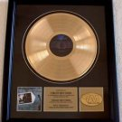 "ROY ORBISON GOLD RECORD AWARD ""A BLACK AND WHITE NIGHT"""
