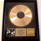 "ROY ORBISON GOLD RECORD AWARD ""MYSTERY GIRL"""