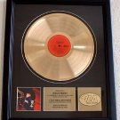 "JUDAS PRIEST GOLD RECORD AWARD ""STAINED GLASS"" TO: JUDAS PRIEST"