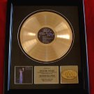 "STEVIE NICKS GOLD RECORD AWARD ""BELLA DONNA"" - TO: STEVIE NICKS"