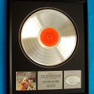 "JANIS JOPLIN PLATINUM RECCORD AWARD ""GREATEST HITS"""