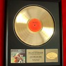 "JANIS JOPLIN GOLD RECCORD AWARD ""GREATEST HITS"" - RARE!!"