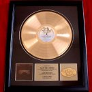 "THE CARPENTERS GOLD RECORD AWARD ""THE SINGLES"""
