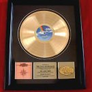 "JIMMY BUFFETT GOLD RECORD AWARD ""CHANGES IN LATITUDES"""