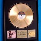 "JOAN JETT GOLD RECORD AWARD ""BAD REPUTATION"""