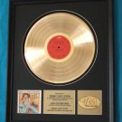 JERRY LEE LEWIS GOLD RECORD AWARD - PRESENTED TO: JERRY LEE LEWIS