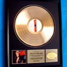 BILLY IDOL GOLD RECORD AWARD - RARE!!!
