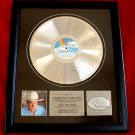 "GEORGE STRAIT PLATINUM RECORD AWARD ""SOMETHING SPECIAL"""