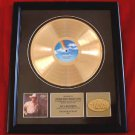 "GEORGE STRAIT GOLD RECORD AWARD ""#7"" - VINTAGE"