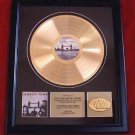 "PAUL McCARTNEY & WINGS GOLD RECORD AWARD ""LONDON TOWN"""