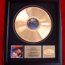 "JOHNNY PAYCHECK GOLD RECORD AWARD ""GREATEST HITS"""