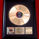THE BEATLES 65' GOLD RECORD AWARD - VINTAGE