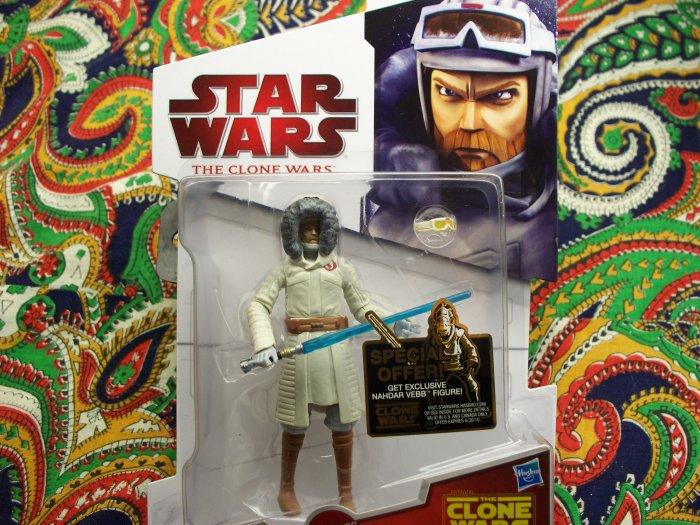 Star Wars Obi Wan Kenobi New 2010 Action Figure MOC MIB