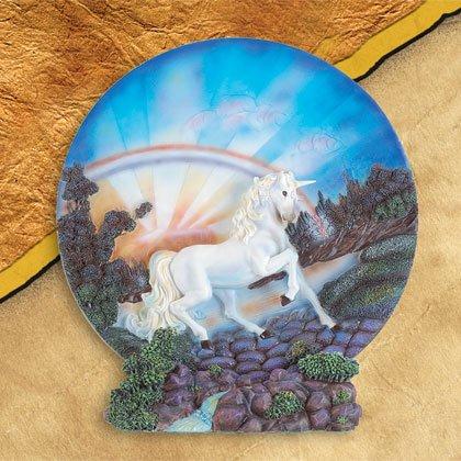 Unicorn Relief Sculpture