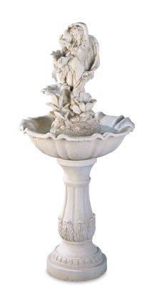 Fairy Maid Garden Fountain