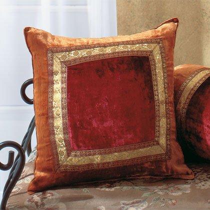 Decorative Velvet Pillow