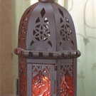 Petite Moroccan-Style Candle Lantern.