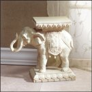 Detailed Elephant Design Plant Stand.