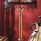 Leopard Buffet Lamp