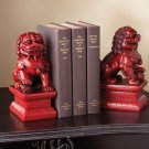 Foo Dog bookends