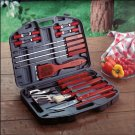 Barbeque Tools 18 pce