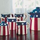 Patriotic Coffee Service