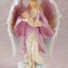 ANGEL CRADLING INFANT