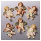 CHERUB MAGNETIC MEMO HOLDERS
