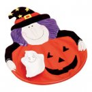 HALLOWEEN CHIP AND DIP PLATTER
