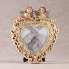 HEART-SHAPED PHOTO FRAME