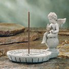 CHERUB INCENSE HOLDER