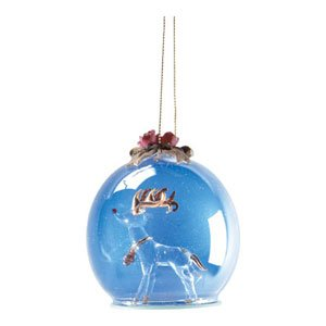RED-NOSED RUDOLPH ORNAMENT