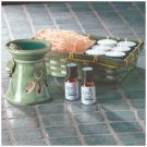 HAPPY FROG OIL WARMER SET