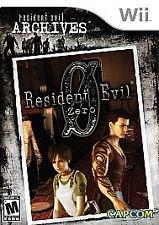 Resident Evil Archives: Resident Evil Zero Wii Game Complete