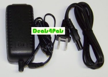 EXTRA Long 12v DC 2A 2000mA - 1.5A 1500mA AC Adapter Power Supply Charger 12 feet