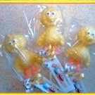 Chocolate Big Bird Party favors (1dz)